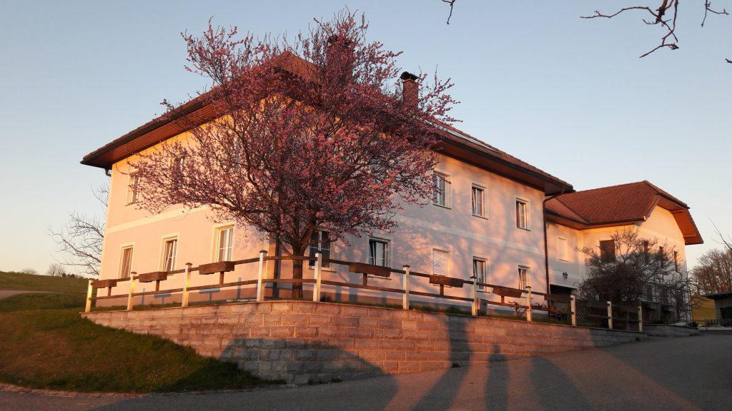 Ferienhaus im Mühlviertel